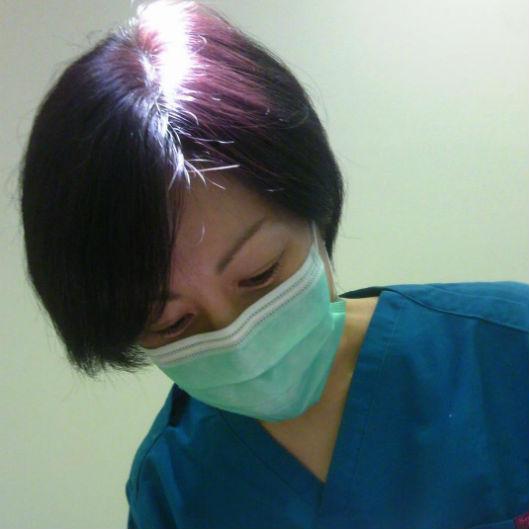 非常勤歯科医師 鈴木麻衣子